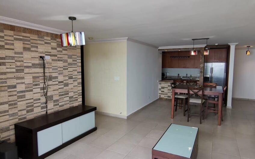 apartamento con vista al mar 3 recámaras ciudad de Panamá